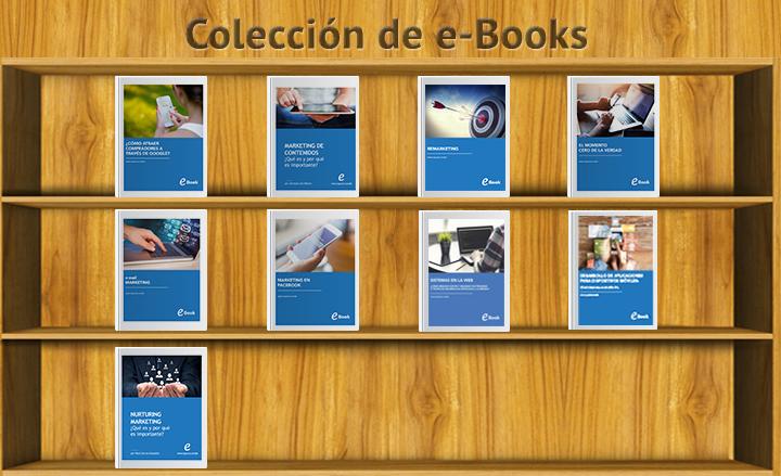 Librero Ebooks Cultura Digital Marketing Digital Desarrollo de Software Sitios Web Hosting Descargar Gratis