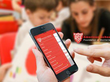 American School Foundation of Monterrey | Apps