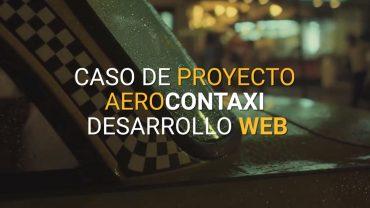 AeroContaxi  |  Rediseño Web