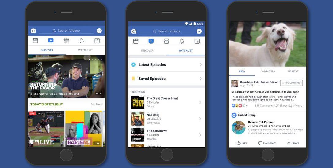 facebook-watch-plataforma-competira-youtube-netflix