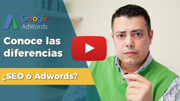 Diferencias entre Google AdWords y SEO