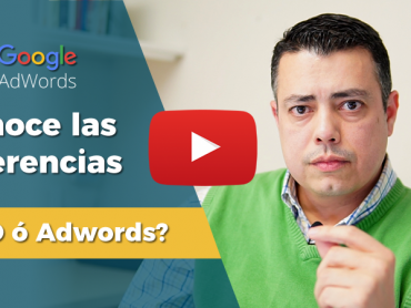 Diferencias entre Google AdWords y SEO