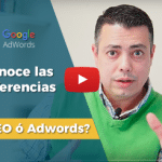 [VIDEO] Diferencias entre Google AdWords y SEO