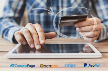 4 métodos de pago para tu tienda online