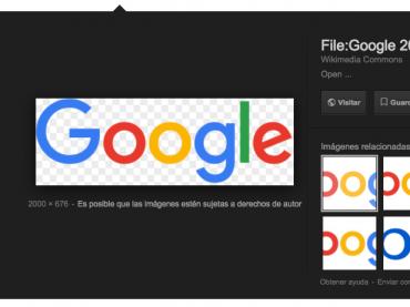Esto hizo Google para evitar el robo de imágenes
